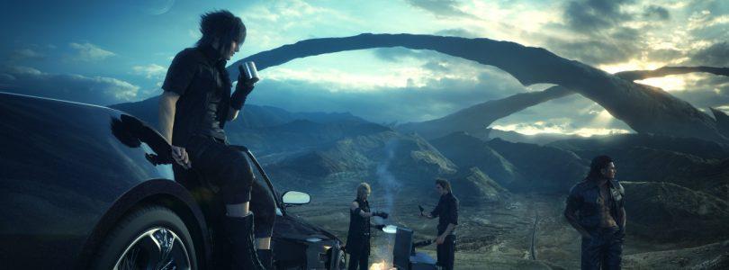 Final Fantasy XV : Crysalis saga gaat verder