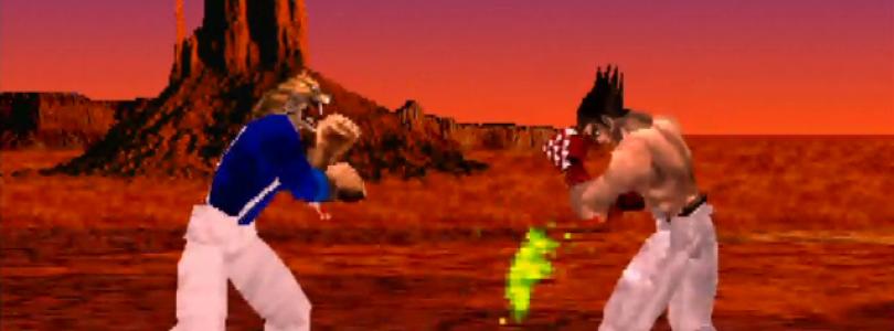 Retro: Verjim Plays Tekken