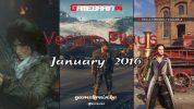 Januari 2016 In beeld – Verjim Plays