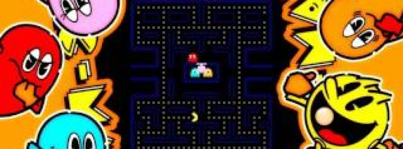 Verjim Plays Pac-Man