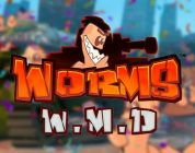 Worms W.M.D multiplayer trailer