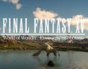 De locaties van Final Fantasy XV