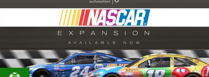 Forza Motorsport 6 NASCAR-Expansion vanaf nu verkrijgbaar
