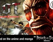Nieuwe Attack on Titan: Wings of Freedom trailers