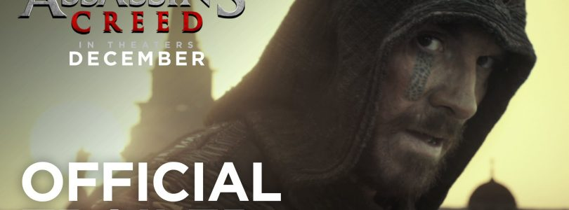 Assassin's Creed-film debuuttrailer