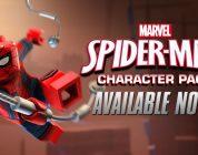 Spider-Man Character Pack vanaf vandaag beschikbaar voor LEGO Marvel's Avengers