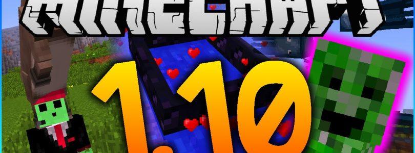 Dit is wat we tot nu toe weten over Minecraft 1.10