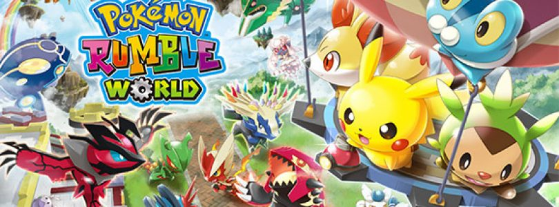 Trailer: Pokémon Rumble World – Collect & Battle 700+ Pokémon!