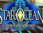 Nieuwe trailers voor Star Ocean 5: Integrity & Faithlessness