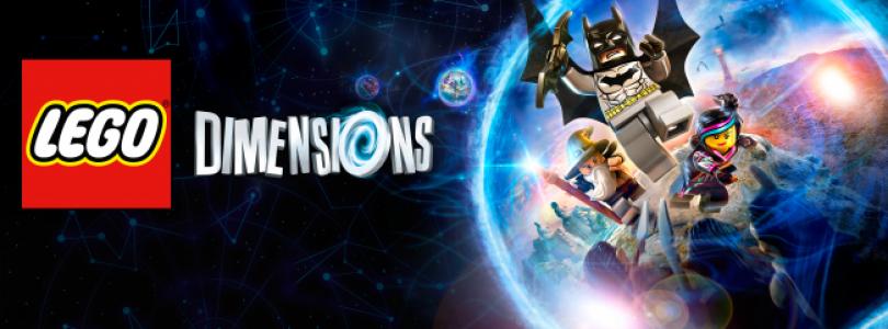 LEGO Dimensions uitbreidingspakketten voor Teen Titans Go!, The Powerpuff Girls en Beetlejuice in september