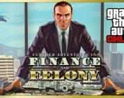 GTA Online update: Further Adventures in Finance & Felony