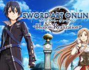 Sword Art Online: Hollow Realization Battle Trailer