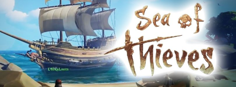 Gratis update Cursed Sails van Sea of Thieves introduceert skeletschepen op 31 juli – Trailer