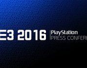 Sony maakt E3 line-up bekend