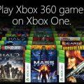 Nieuwe backwards compatible games beschikbaar voor Xbox One