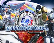 Earth Defense Force 4.1: The Shadow of New Despair komt volgende week naar pc
