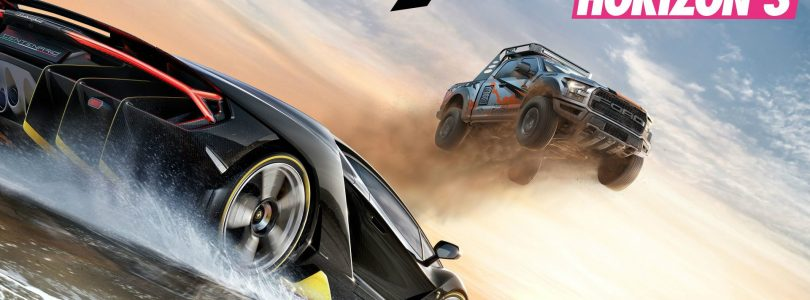 Race in 4K door Australië met Forza Horizon 3 Xbox One X Enhanced – Trailer