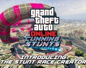 Creëer voortaan zelf je eigen stuntraces in GTA Online