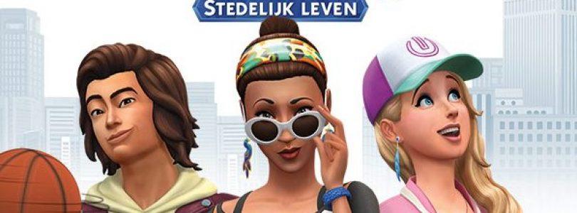 Binnenkort verkrijgbaar: De Sims 4 – Stedelijk Leven