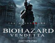Resident Evil: Vendetta debuuttrailer