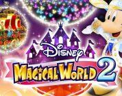 Woon tussen je favoriete Disney-figuren in Disney Magical World 2