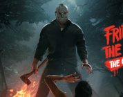 Bloederige trailer voor Friday the 13th: The Game