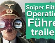 Sniper Elite 4: Target Fuhrer gameplay trailer