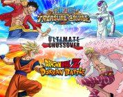 One Piece Treasure Cruise en Dragon Ball Z Dokkan Battle crossover campagne in beide games nu Live
