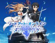 Sword Art Online: Memory Defrag komt naar de app store en Google play