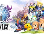 Stap vanaf 28 oktober in het avontuurlijke World of Final Fantasy