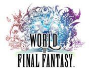 Nieuwe trailer voor World of Final Fantasy Maxima