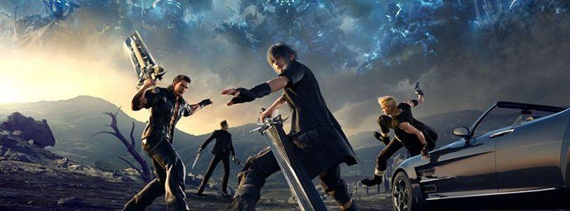 Final Fantasy XV Multiplayer: Comrades standalone editie nu verkrijgbaar