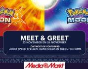 Nintendo viert de release van Pokémon Sun & Pokémon Moon met fans