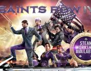 Steam Workshop support voor Saints Row IV gelanceerd op PC