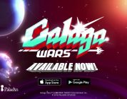 Galaga Wars is nu verkrijgbaar voor iOS en Android