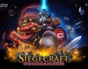 Siegecraft Commander releasedatum bekend gemaakt