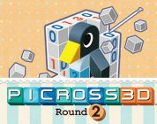Boeiende 3D-puzzels in Picross 3D: Round 2
