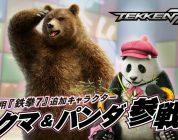 Kuma en Panda keren terug in Tekken 7