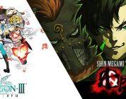Shin Megami Tensei IV: Apocalypse en 7th Dragon III Code: VFD nu verkrijgbaar