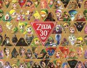 Originele schetsen voor eerste Zelda uitgebracht door Nintendo