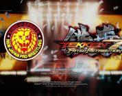 King krijgt Rainmaker costume in Tekken 7 – Trailer