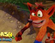 Crash Bandicoot N Sane Trilogy gameplay trailer