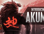 Street Fighter V introduceert Akuma – Trailer