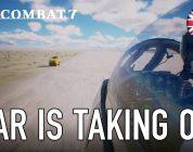 Nieuwe trailer  en details onthuld voor Ace Combat 7