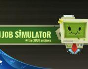 Vr-game Job Simulator heeft meer dan 3 miljoen dollar opgebracht
