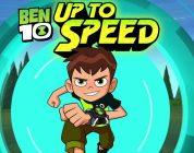 Ben 10 reist de wereld rond in nieuwe mobiele game 'Ben 10: Up to Speed'