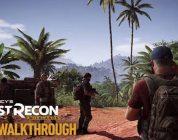 Solo Walkthrough Tom Clancy's Ghost Recon Wildlands toont 20 minuten gameplay