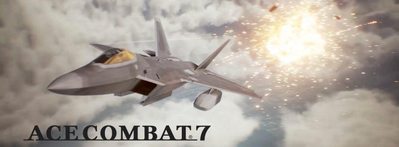 Ace Combat 7: Skies Unknown uitgesteld naar 2018