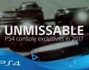 Sony laat zijn games voor 2017 zien in een nieuwe trailer