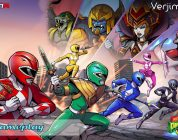 Verjim Plays Mighty Morphin Power Rangers: Mega Battle – Gameplay